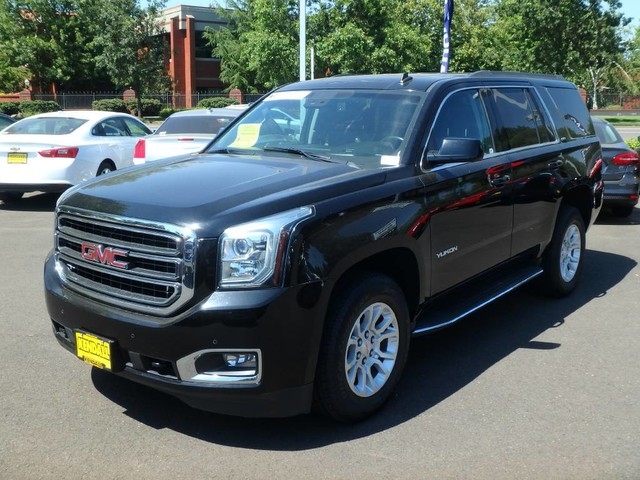 Pre-Owned 2015 GMC Yukon 4WD 4DR SLT Four Wheel Drive SUV