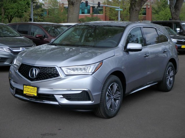 New 2018 Acura MDX SH-AWD with Technology Package