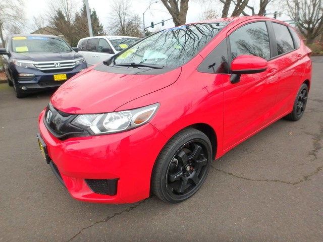 Pre Owned 2016 Honda Fit Lx