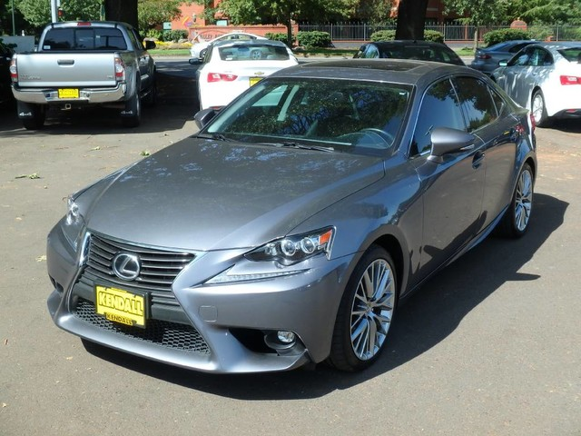 Pre-Owned 2015 Lexus IS 250 AWD 4-DOOR SEDAN AWD