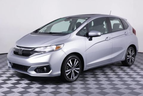 Pre-Owned 2019 Honda Fit EX