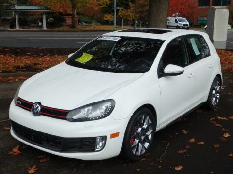 Pre-Owned 2013 Volkswagen GTI Driver's Edition